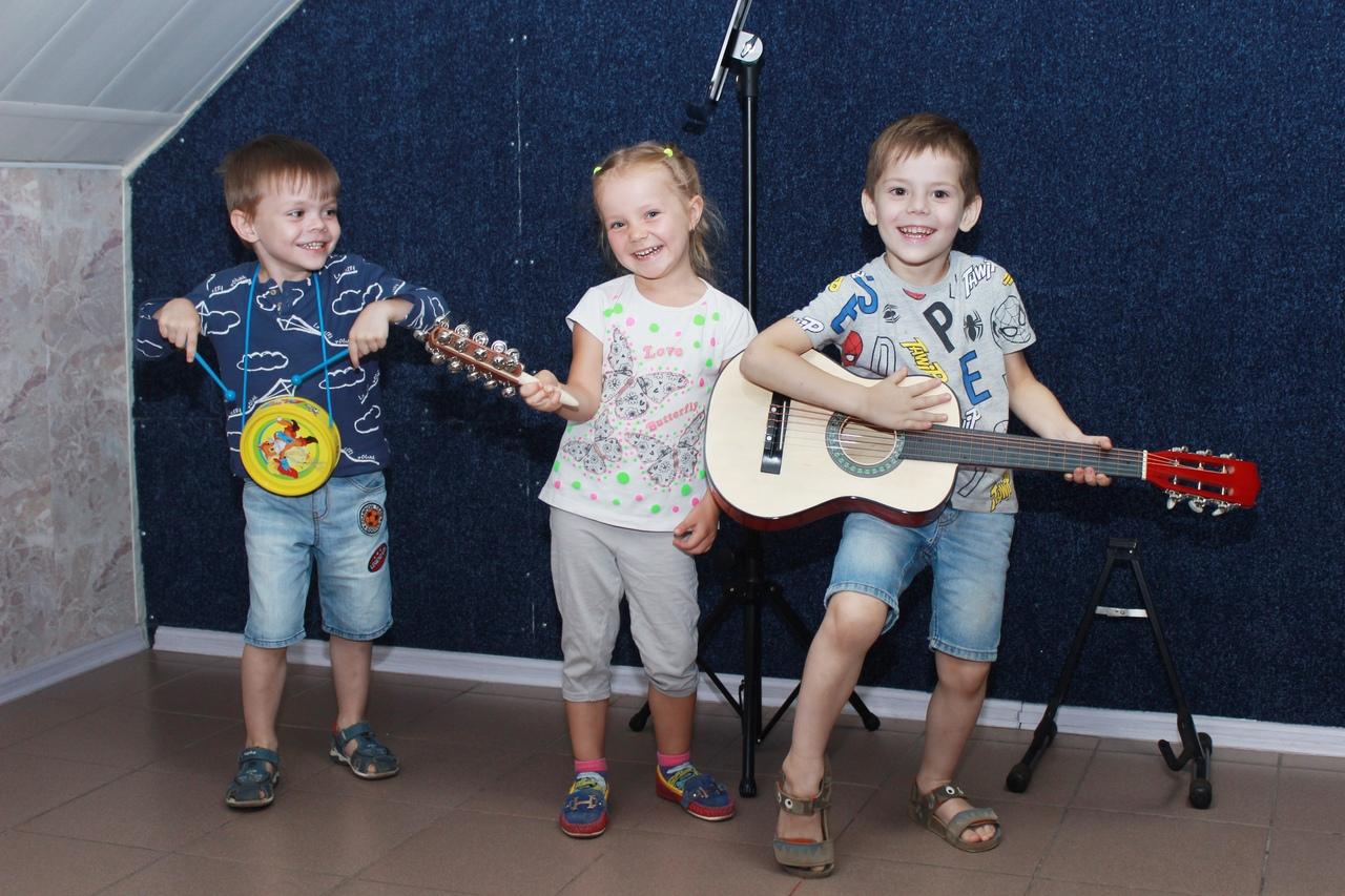Общее музыкальное развитие для детей