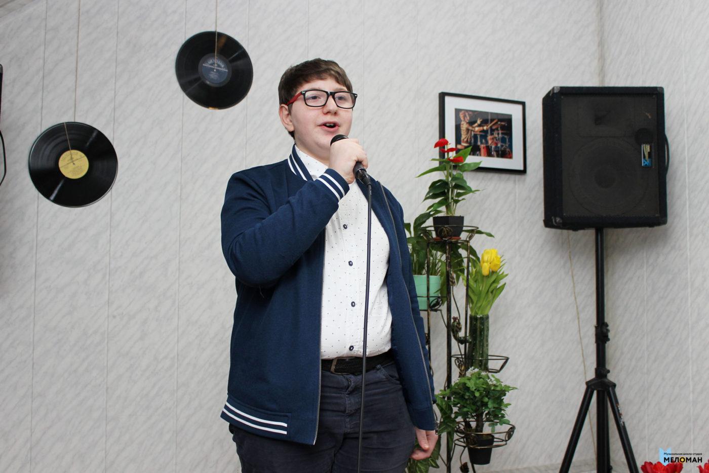 Квартирник 07.03.2020 «Поздравляем женщин»!