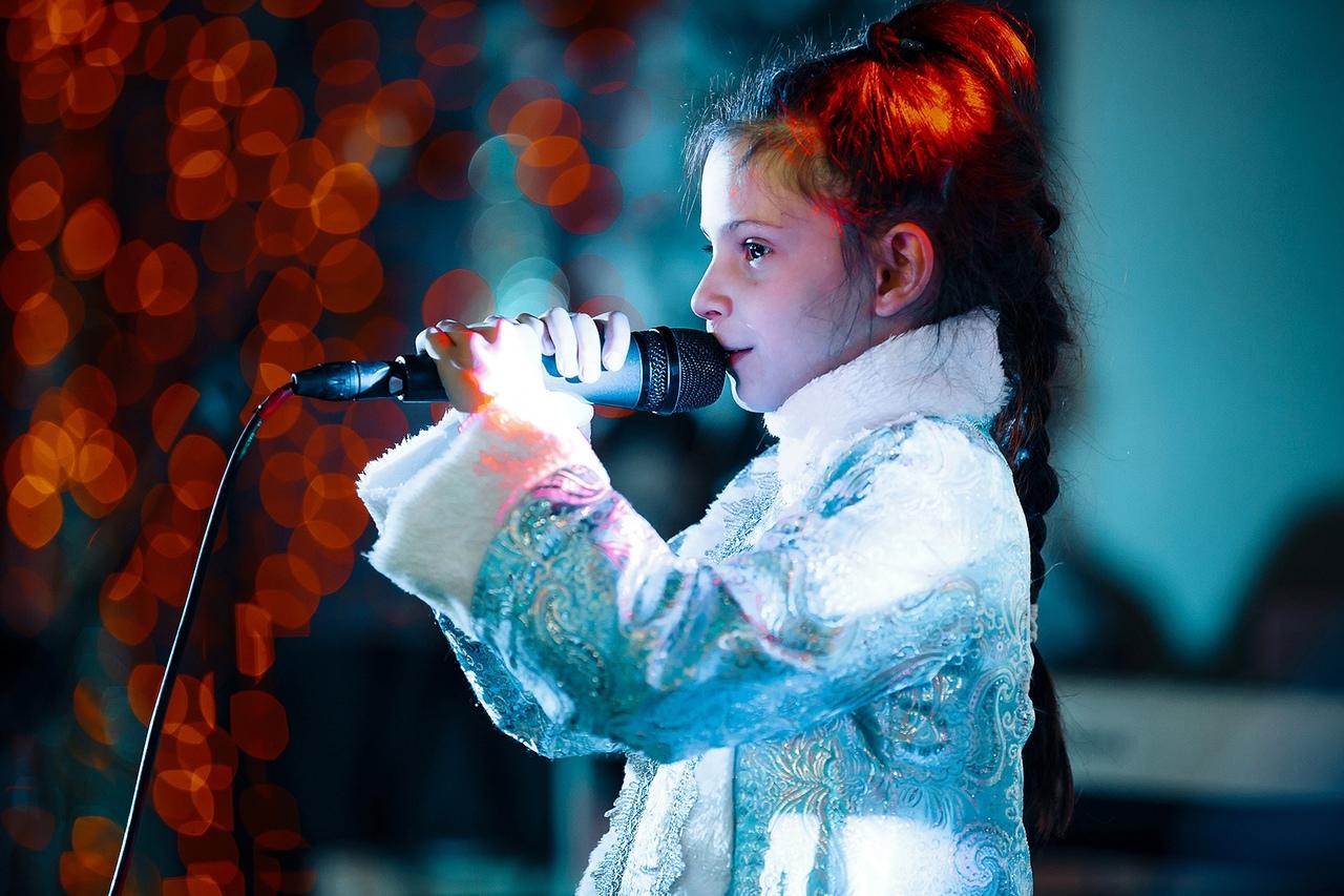 Новогодний концерт 13.12.2020