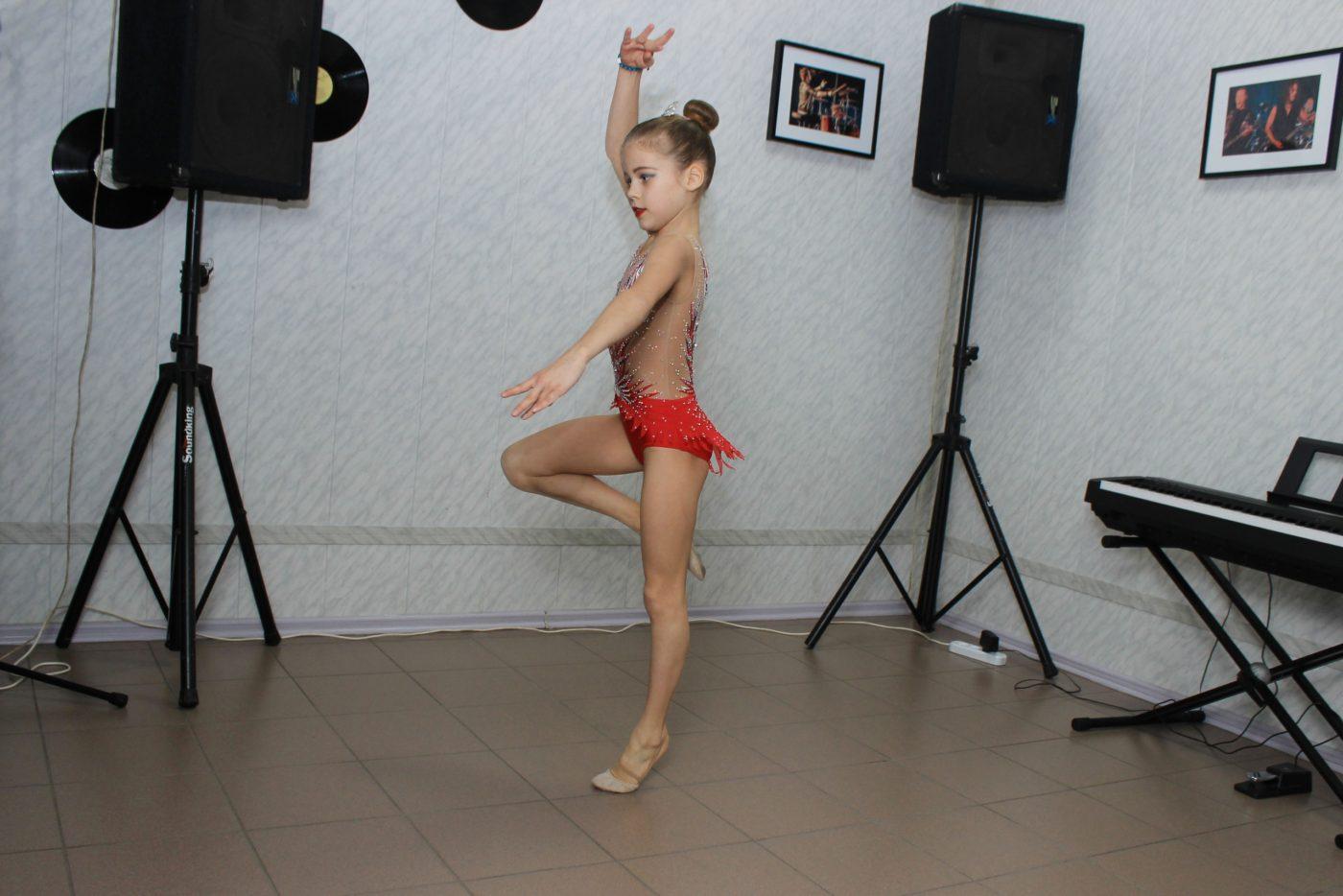Квартирник 26.10.2019 «Всероссийский день гимнастики»